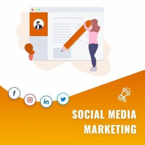 每月的Facebook社交媒体营销服务,在泛印度