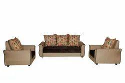 Anu Furniture Wooden Zest Sofa, Living Room