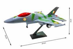 Rafale Fighter Jet Pullback Vehicle Toy