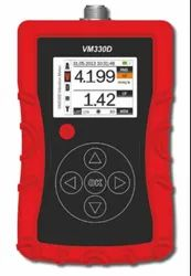 VM330D VIBRATION METER WITH PC LINK, For Industrial