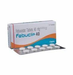 Febucip 40mg Tablets