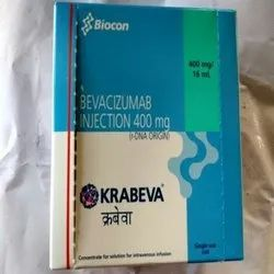 Krabeva (Bevacizumab 100 Mg,400 Mg)