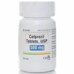 Cefprozil Tablets, Treatment: Bacterial Infections