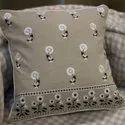 Embroidery Throw Sofa Chair Decorative Boho