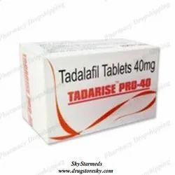 Tadarise Pro 40mg Tablet