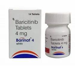 Barinat Baricitinib Tablet 4 mg