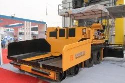 Automatic Road Paver Finisher