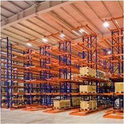 Mild Steel Heavy Duty Pallet Rack