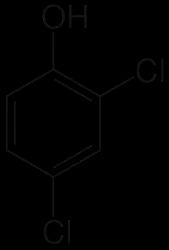 2-4 Dichlorophenol
