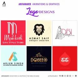 2D Logo Designing Services, Usage (Industry Type): Individual & Corporate