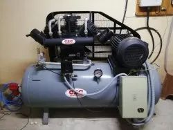 15 Hp Two Stage Air Compressor