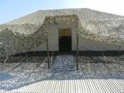 Camouflage Net Electromagnetic (EM) Transparent