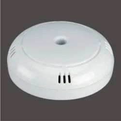 White And Brown Polycarbonate Ceiling Rose