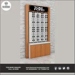Optical Modular Displays for Showroom
