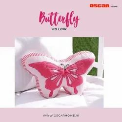 Butterfly Shape Soft Toy Made In Plush Fabric