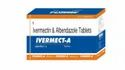 Ivermect-A Ivermectin & Albendazole 12mg Tablets, 10 Tablets