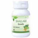 La Nutraceuticals Shallaki Bosewelia For Joint - 60 Pure Veg Capsules