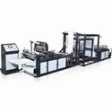 Automatic Carry Bag Making Machines