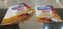 Laminated Pouch Printing Service