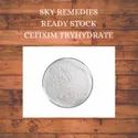 Cefixim Tryhydrate Compacted/Plain/Powder/ Extra dry IP/BP/USP