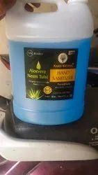Khadi Pure Herbal Hand Sanitizer 5 Litre