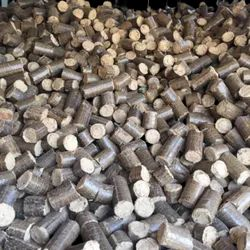 90mm Saw Dust Biomass Briquettes, For Boiler