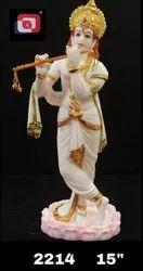 Polyresin Krishna Statue