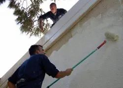 Exterior Wall Painting Service, Paint Brands Available: Asian Paints, Type Of Property Covered: Commercial