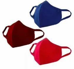 3 Layer Reusable Cotton Face Mask
