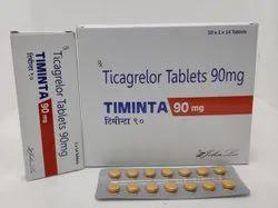 Ticagrelor tablets 90 mg