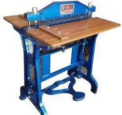 Foot Operated Spiral Binding Machine, Size/Dimension: 900 X 1400 X 1200 Mm