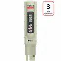HM Digital TDS-3 Smart TDS Meter