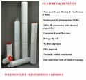 Stainless Steel Sterile Filter Elements And Assembly