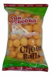 Salted Sun Shobha Cheese Balls, Packaging Type: Packet, Packaging Size: 100 G