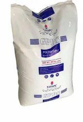 Granules Tjpapc Iran GPPS 10 MFI Tjps G1551 Polystyrene Resin, For Plastic Industry, Packaging Size: 25kg
