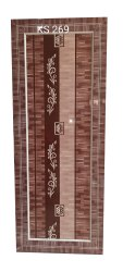 Sliding Decorative PVC Door, For Home, Interior
