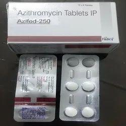 AziFed Azithromycin Tablets IP