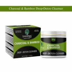 Charcoal Bamboo Deep Detox Cleanser
