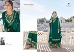 Sajawat Rajani Vol 2 Ready Made Eid Special Party Wear Salwar Kameez Wholesale Catalog