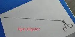 Hysteroscopy Grasper Riged Aligator