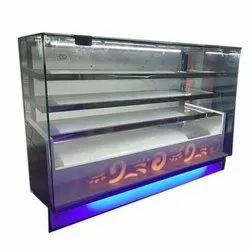 Non AC Sweet Display Counters