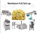 Fully Automatic Namkeen Making Machine