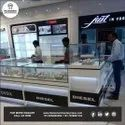 Watches Display Stand Panel System