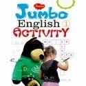 JUMBO ACTIVITY BOOKS 5 Different Books