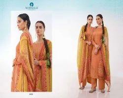 Mor Bagh Present Bandhan Tussar Silk Designer Fancy Salwar Kameez