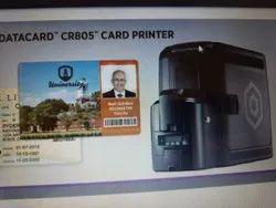 DATA CARD CR 805   (DUPLEX) RETRANSFER PRINTER