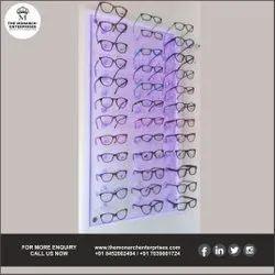 Back Wall Eyewear Sunglass Display Stand