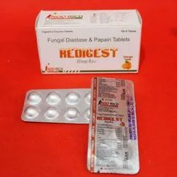 Fungal Diastase and Papain Tablets