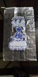 Plastic Ice Packaging Bag