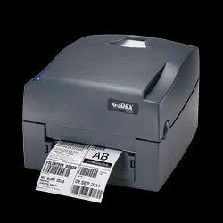 G500 GoDEX Barcode Printers, Resolution: 203 DPI (8 dots/mm), Speed: 50-100 Meter per hour
